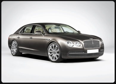 rent Flying Spur  Barcelone