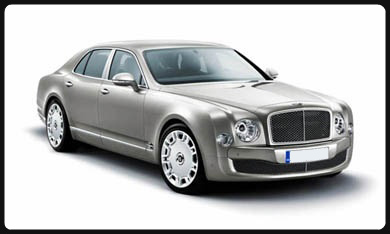 Mulsanne car hire Nice-airport
