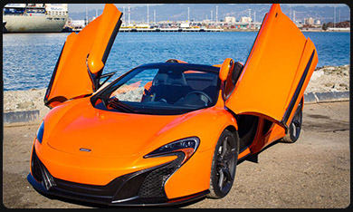 rent 650s  Cannes