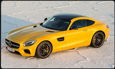 rent AMG GT  Barcelone