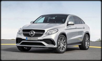 rent GLE 63 AMG  Saint-Tropez