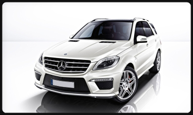 ML63 AMG for rent nice