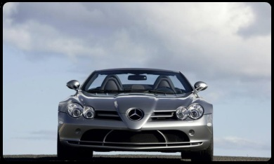 SLR roadster for rent nice
