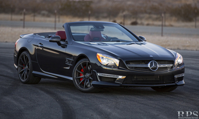 SL63 AMG for rent nice