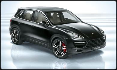 rent Cayenne Turbo  Saint-Tropez