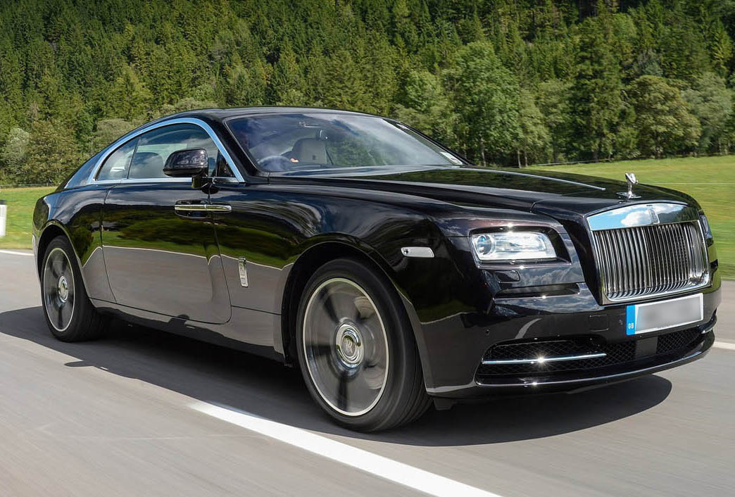 WRAITH car rental Nice-airport