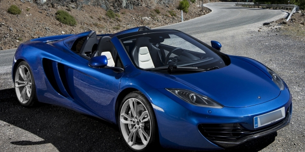 Mc_Laren MP4 Roadster